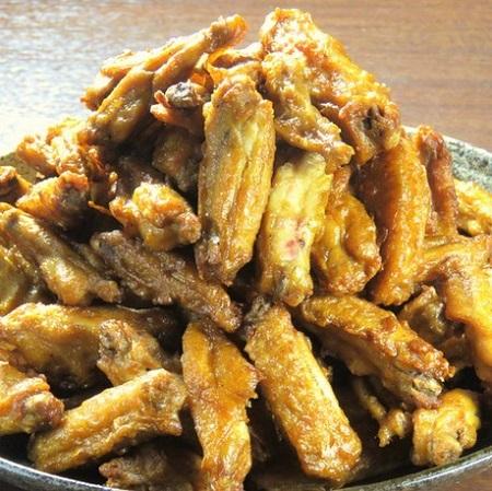 鷺沼の鶏料理専門店[とりいちず]の絶品手羽唐